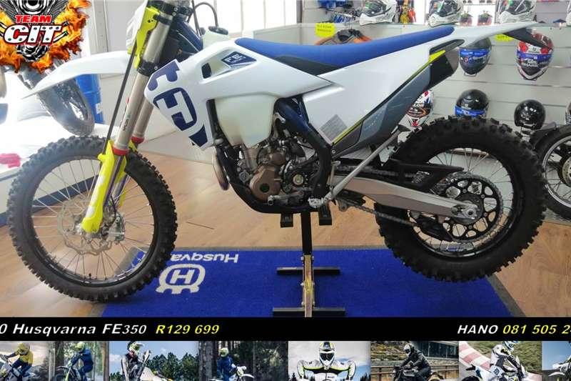Husqvarna FE 350 Enduro 2020