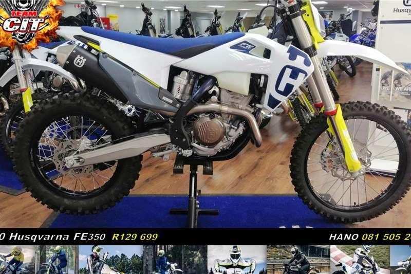 2020 Husqvarna FE 350 Enduro