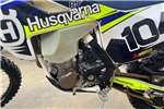 Used 2019 Husqvarna FE 450 Enduro