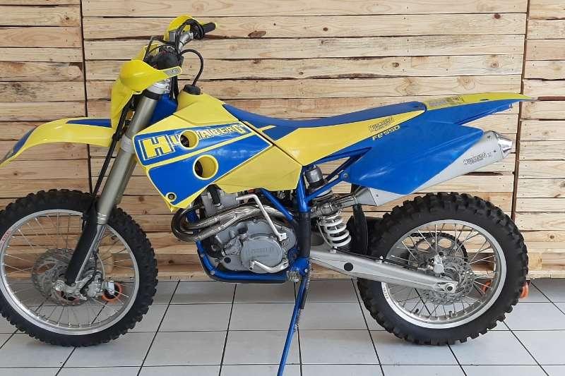 Husqvarna FE 501 Enduro 2004