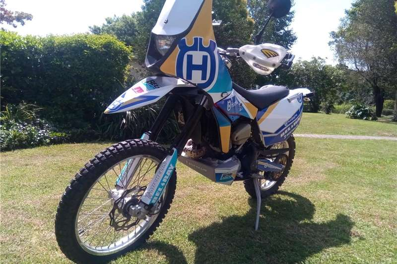Husqvarna FE 501 Enduro 2014
