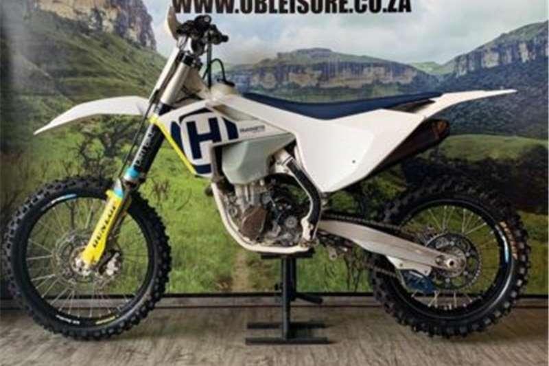 Husqvarna FX 450 Cross Country 2018