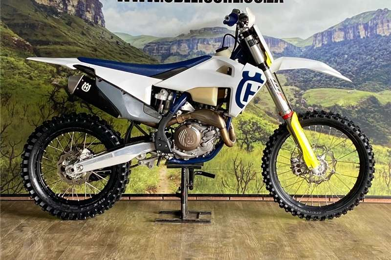 Husqvarna FX 450 Cross Country 2020