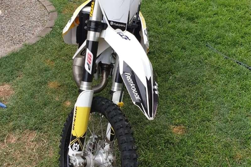 Husqvarna TC 125 Motocross 2015