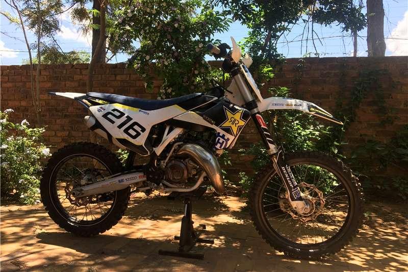 Used 2016 Husqvarna TC 125 Motocross