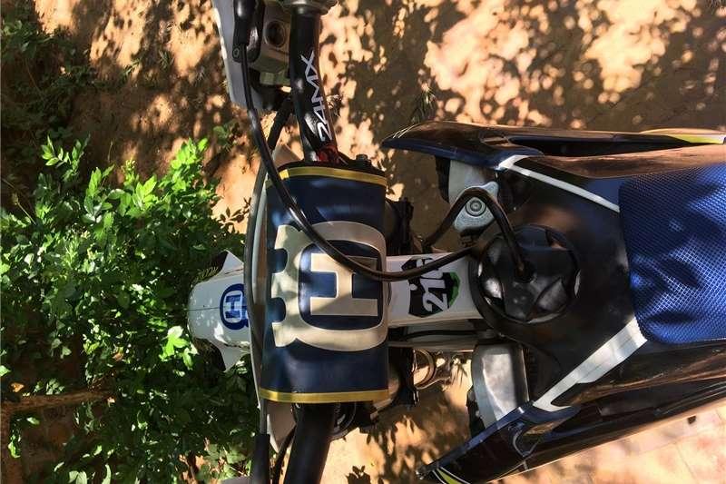 Husqvarna TC 125 Motocross 2016