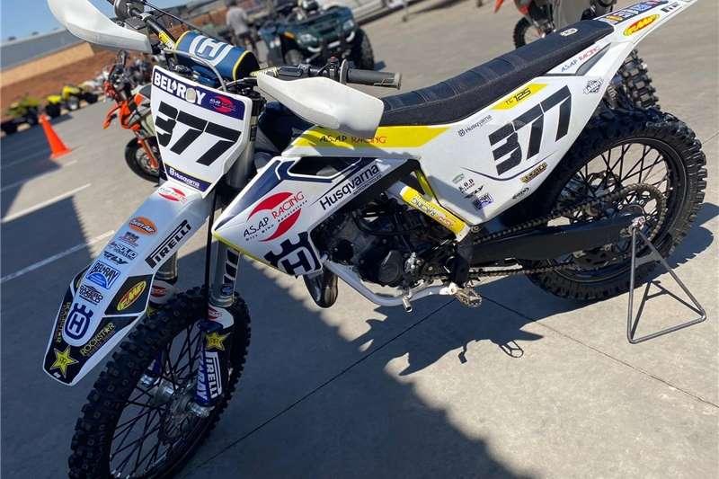 Used 2017 Husqvarna TC 125 Motocross