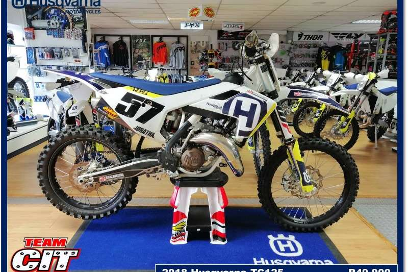 Husqvarna TC 125 Motocross 2018
