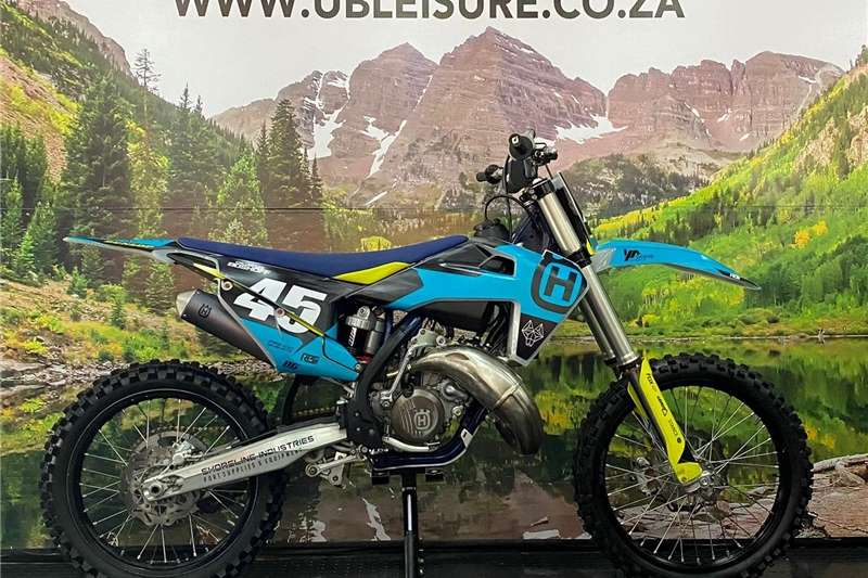 Used 2019 Husqvarna TC 125 Motocross