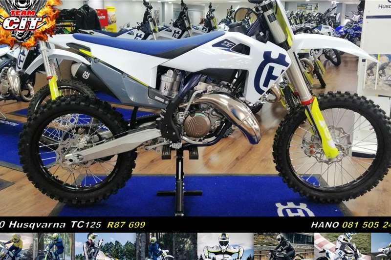 Husqvarna TC 125 Motocross 2020