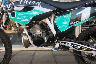 Used 2014 Husqvarna TC 250 Motocross