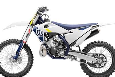 Used 2022 Husqvarna TC 250 Motocross