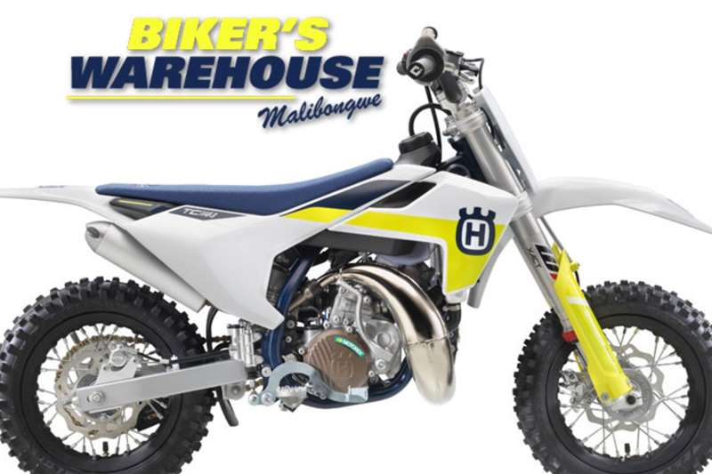 Husqvarna TC 50 Mini Motocross 2021