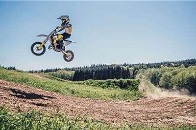 Used 2022 Husqvarna TC 50 Motocross