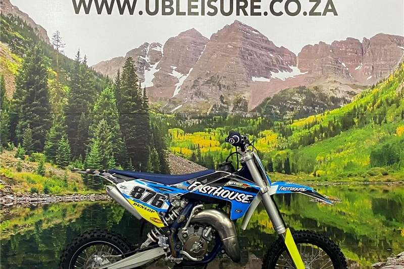 Used 2018 Husqvarna TC 65 Motocross