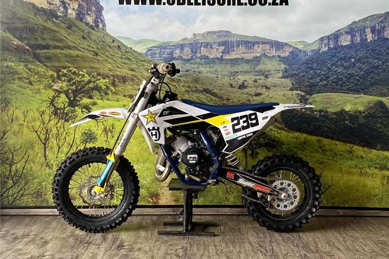Husqvarna TC 65 Motocross 2019