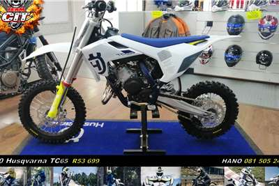 Husqvarna TC 65 Motocross 2020