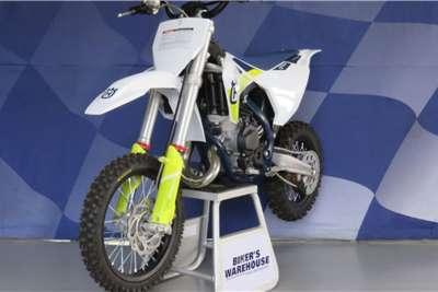 Used 2021 Husqvarna TC 65 Motocross