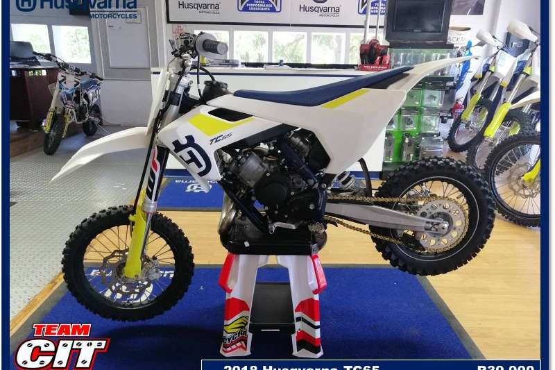 2019 Husqvarna TC 65 Motocross