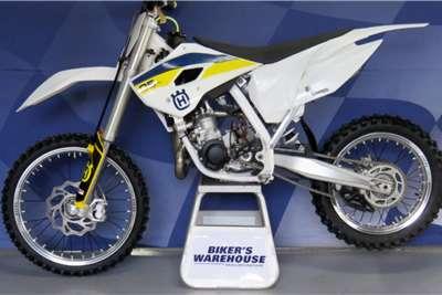 Used 2015 Husqvarna TC 85 17/14 Motocross