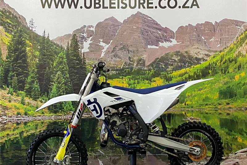 Used 2020 Husqvarna TC 85 17/14 Motocross