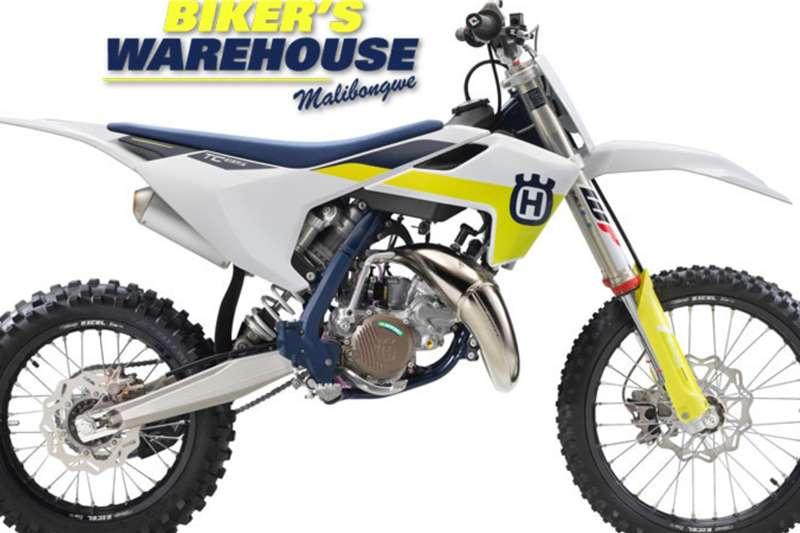 Husqvarna TC 85 17/14 Motocross 2021