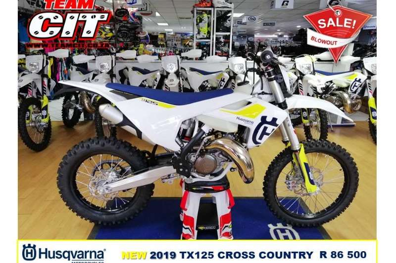 Husqvarna TX 125 Cross Country 2019