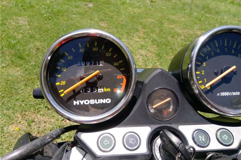Hyosung GT 2005