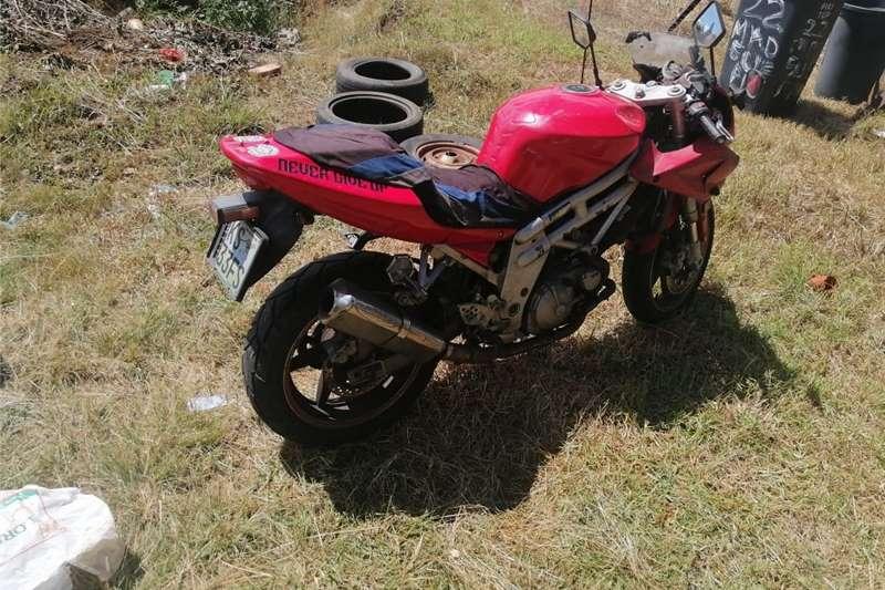 Used 2005 Hyosung GT
