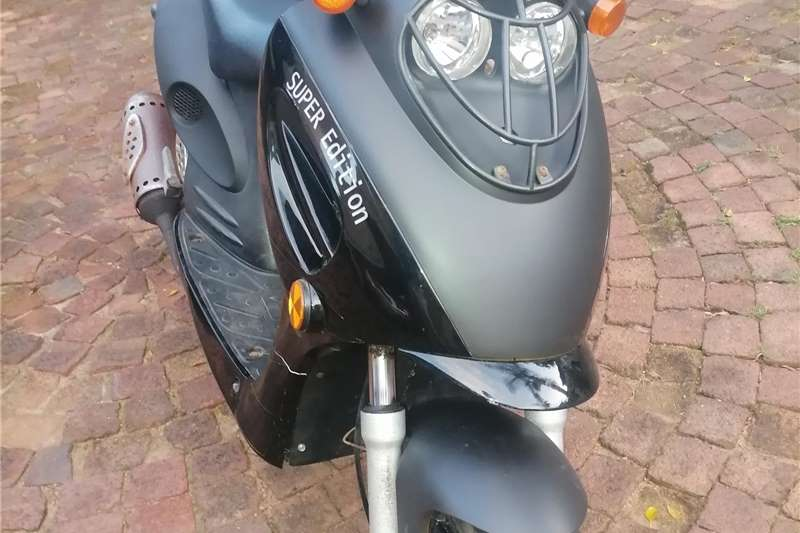 Jonway Scooter 2011