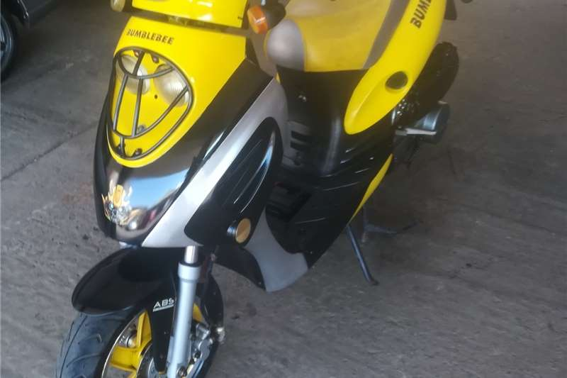 Used 0 Jonway Scooter