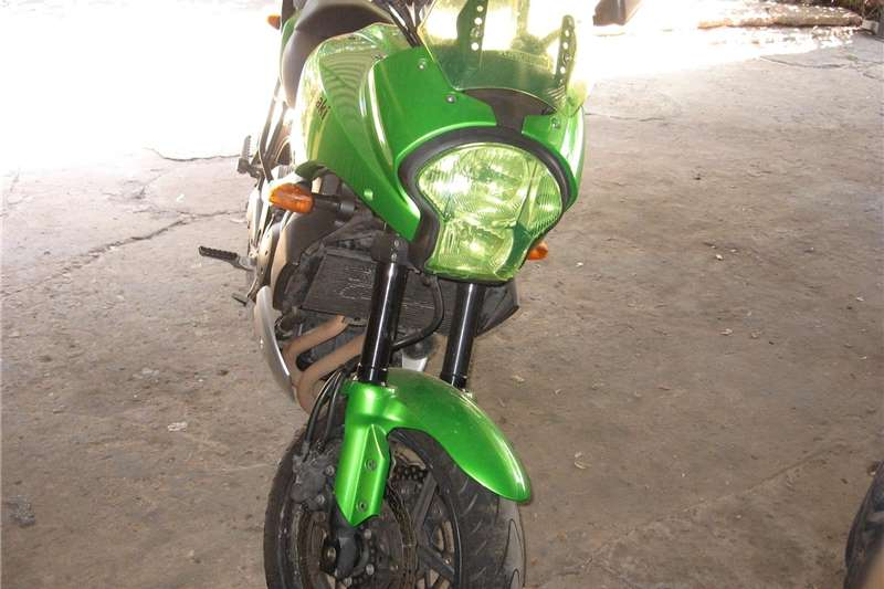 Kawasaki 636 2008