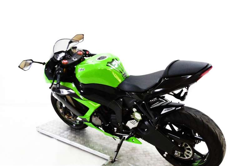Kawasaki 636 2013
