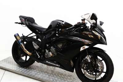 Used 2015 Kawasaki 636