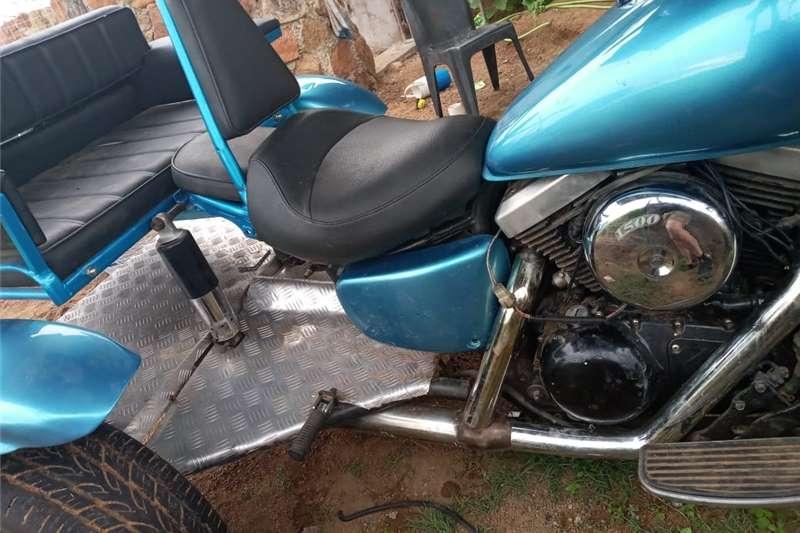 Kawasaki Drifter 1995