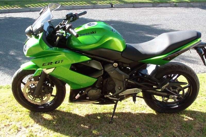 Kawasaki ER 2010