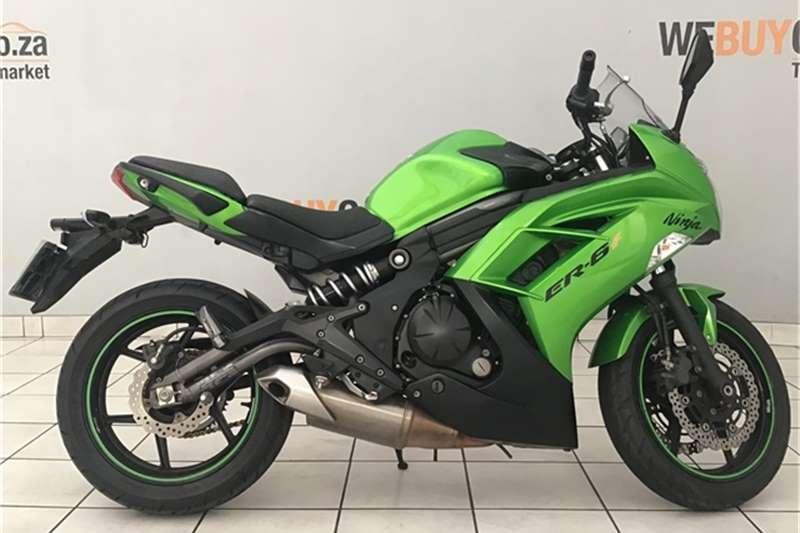 Kawasaki ER 2012