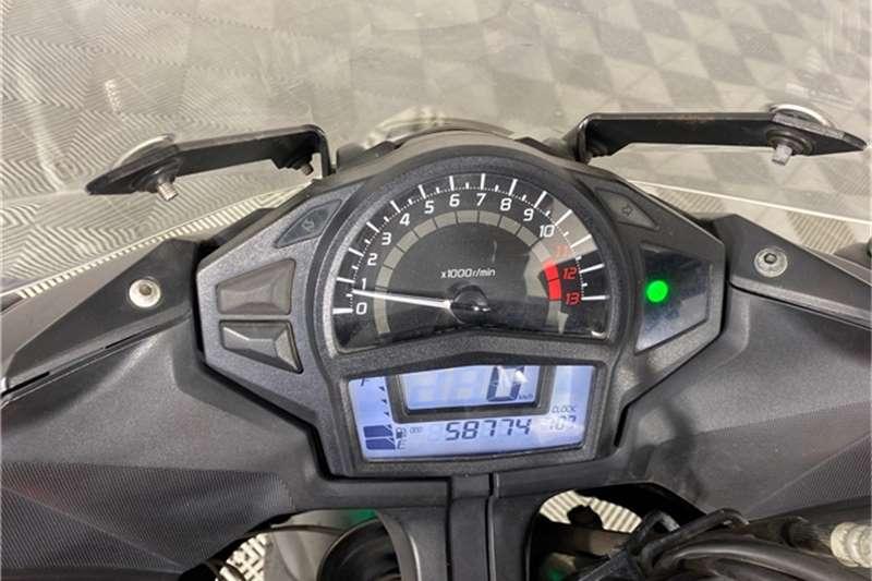 2014 Kawasaki ER