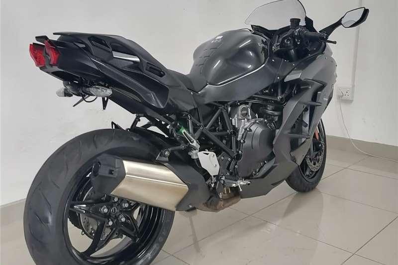 Kawasaki ER 2018