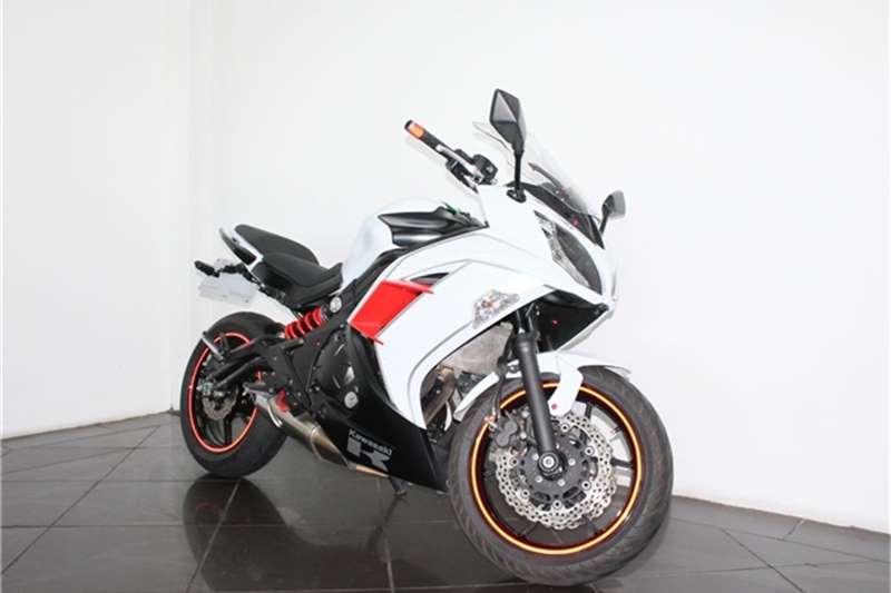 Kawasaki ER 6 2013