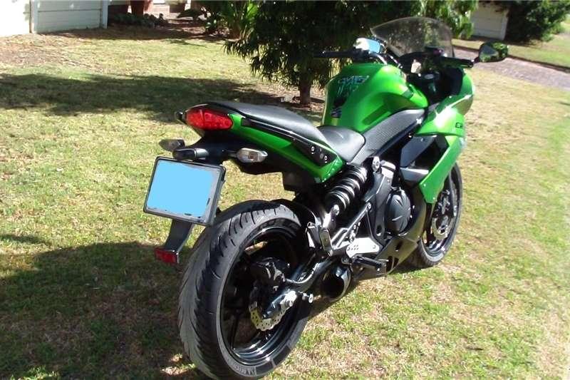 Kawasaki ER 0