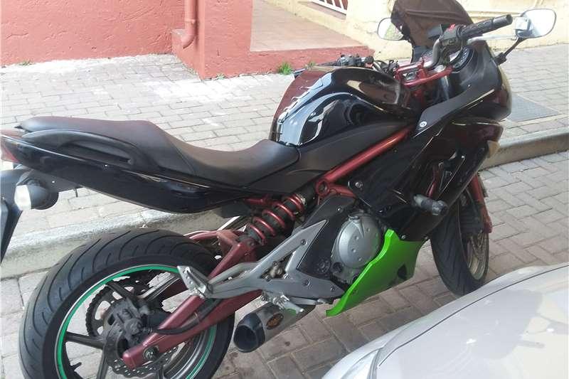 Kawasaki ER used 2007