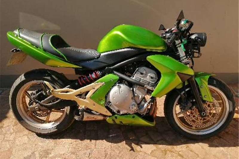 Used 0 Kawasaki ER650A8F ER6-N