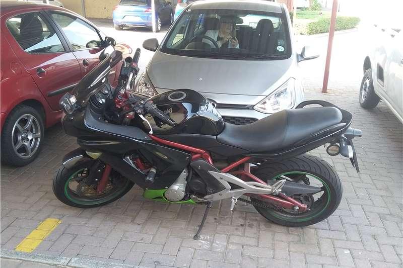 Kawasaki ER650F ABS 2007