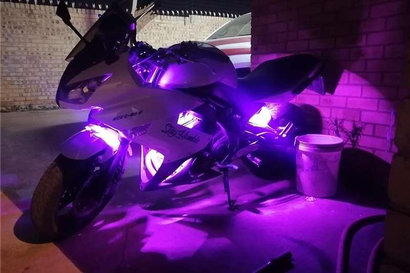 Kawasaki ER650F ABS 2012