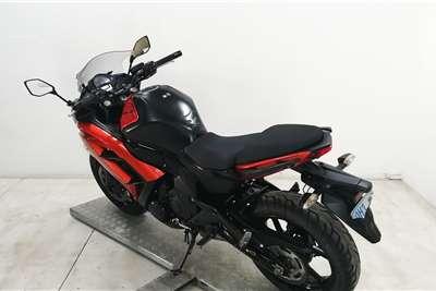 Kawasaki ER650F ABS 2014