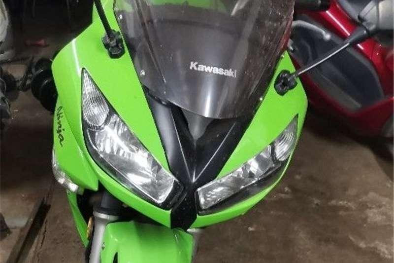 Kawasaki ER650F Std 2013