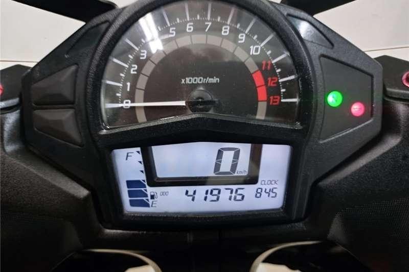 Used 2013 Kawasaki ER650F Std