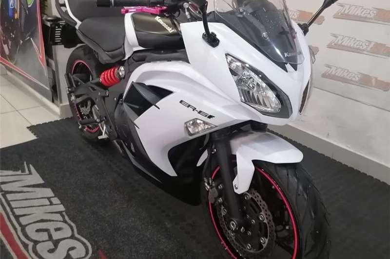 Kawasaki ER650F Std 2015