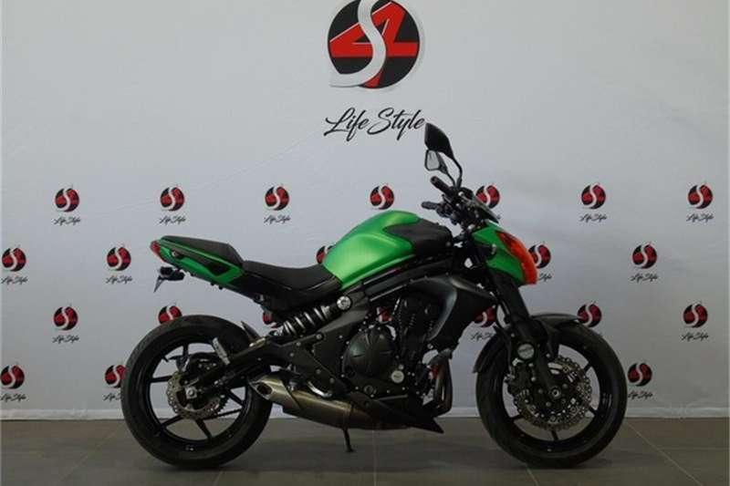 Kawasaki ER650N 2014